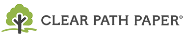 Clear Path Paper Logo