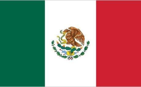 La bandera mexicana -- haga clic aquí para visitar a nuestro mercado mexicano