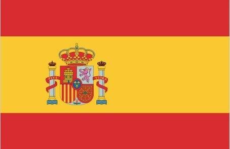 La bandera española -- favor de hacer clic aquí para visitar a nuestra mercado español