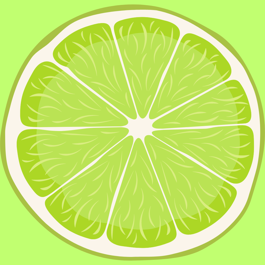 Image of a lime and Clear Path Paper Lime Green cardstock.