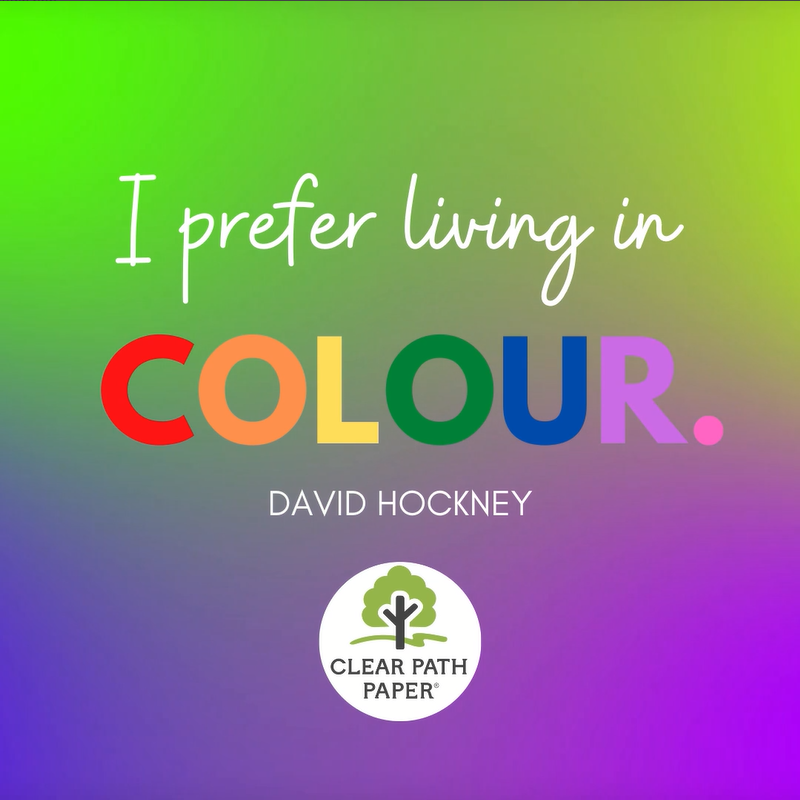 Hockney quote